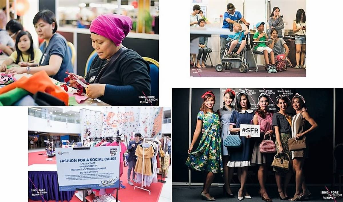 Singapore Airlines Launches The Upcycling Project