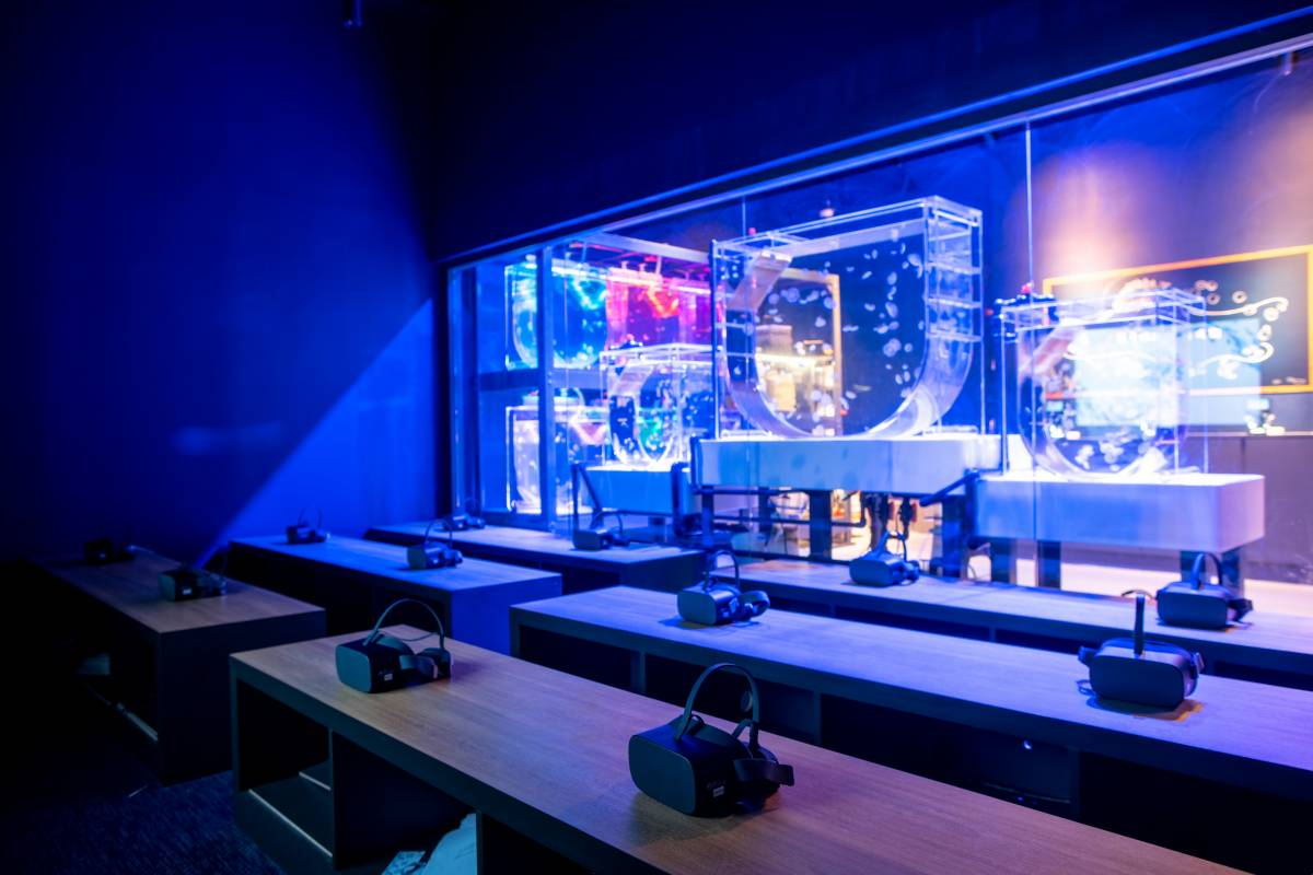 Cube O Discovery Park, Hong Kong's First City-centre Ocean Experience Opens at Plaza 88 in Tsuen Wan