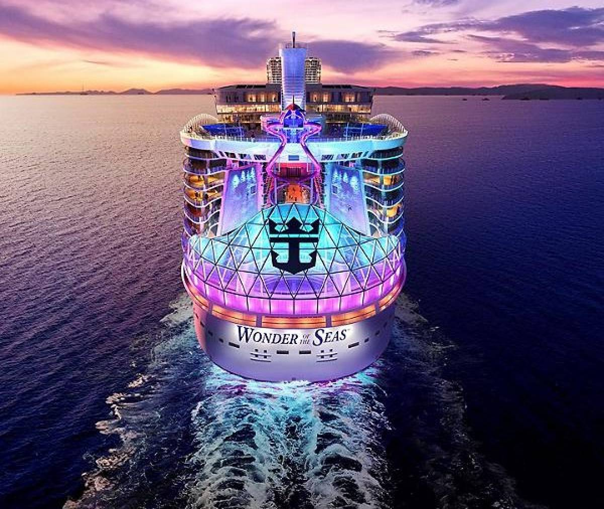 When Royal Caribbean Launches Wonder of the Seas it will be the World's Largest Cruise Ship