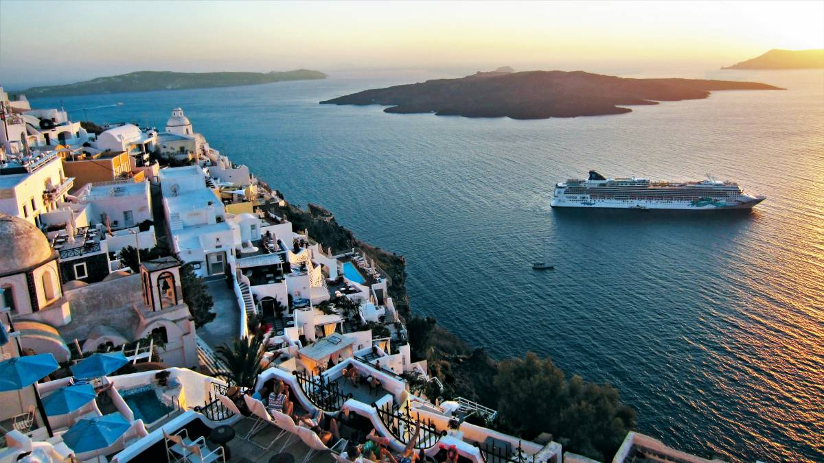 """NORWEGIAN CRUISE LINE ANNOUNCES A NEW EPISODE OF """"EMBARK – THE SERIES""""Welcome Aboard"""