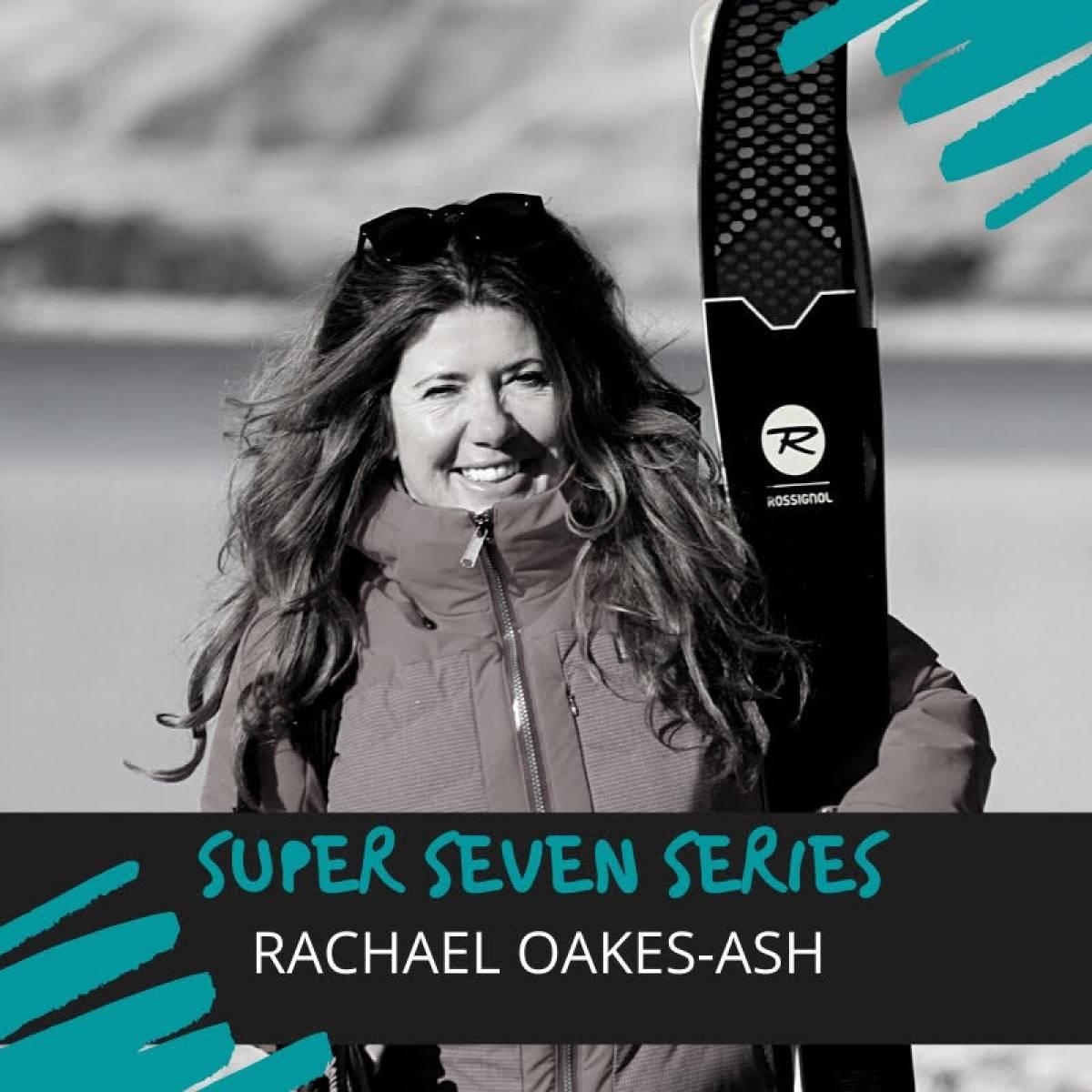 The Super Seven Series - Meet Miss Snow it All - Rachael Oakes-Ash