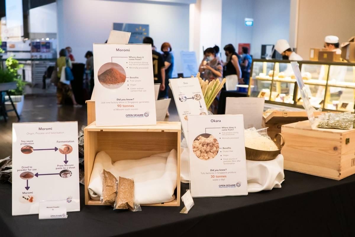 At-Sunrice GlobalChef Academy Singapore Upcycles Food Waste into Novel Eatables