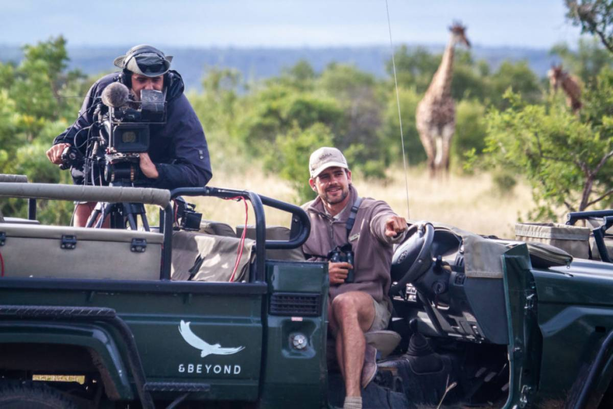andBeyond's inspirational campaign, WILDwatch Live Safaris Makes it a Winner
