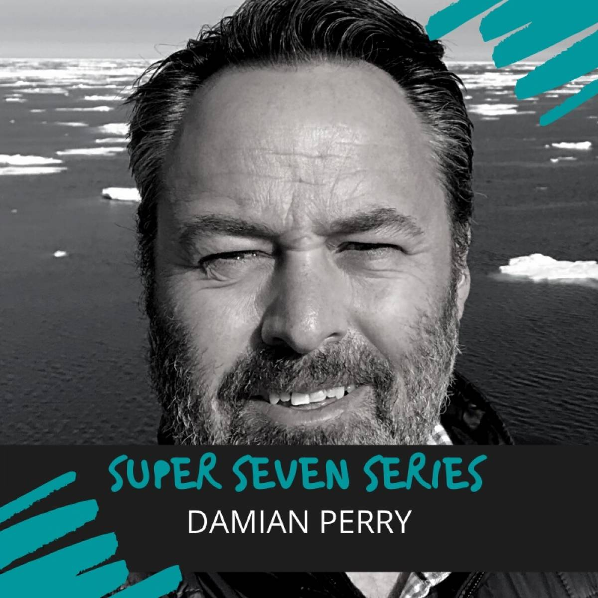 The Super Seven Series – Damian Perry