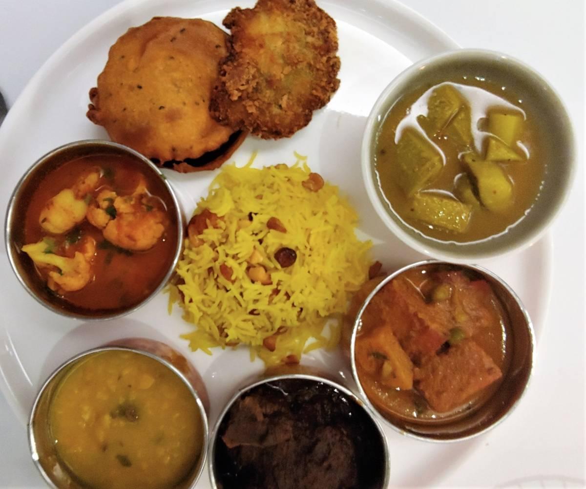 Yantra Celebrates Durga Puja with a Special Menu