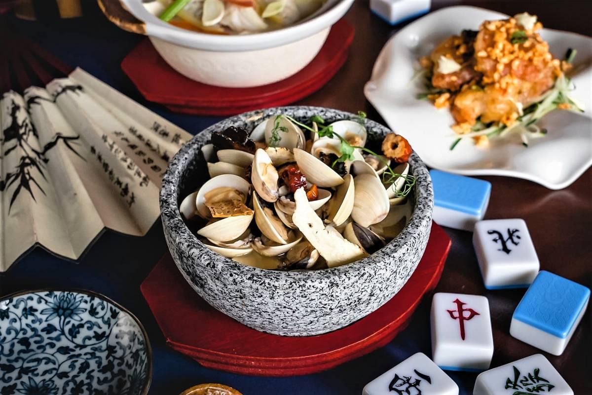 Best kept secret - Dragon's Den at Mimi Restaurant lays its tiles on the table