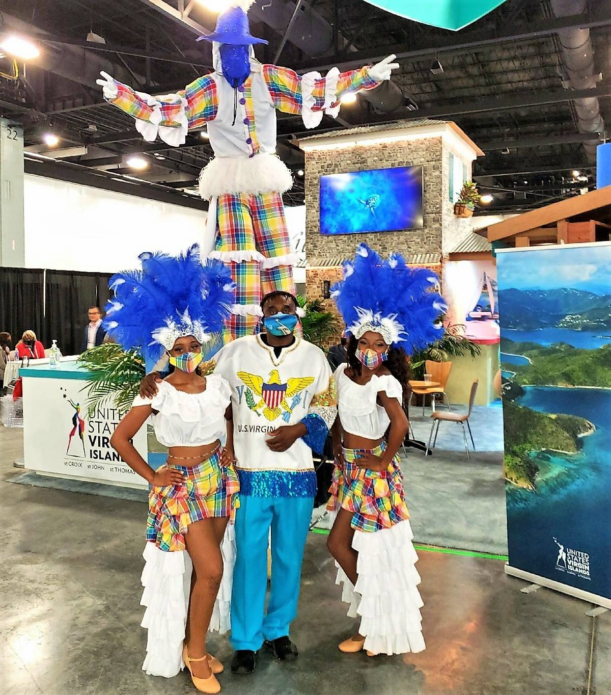 One Destination Doesn't Make an Itinerary Says US Virgin Islands Commissioner of Tourism