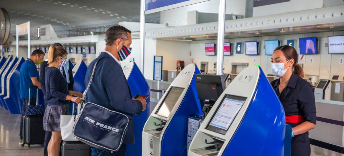 Air France and KLM Royal Dutch Airlines offer four weekly designated Vaccinated Travel Lane (VTL) flights to Singapore