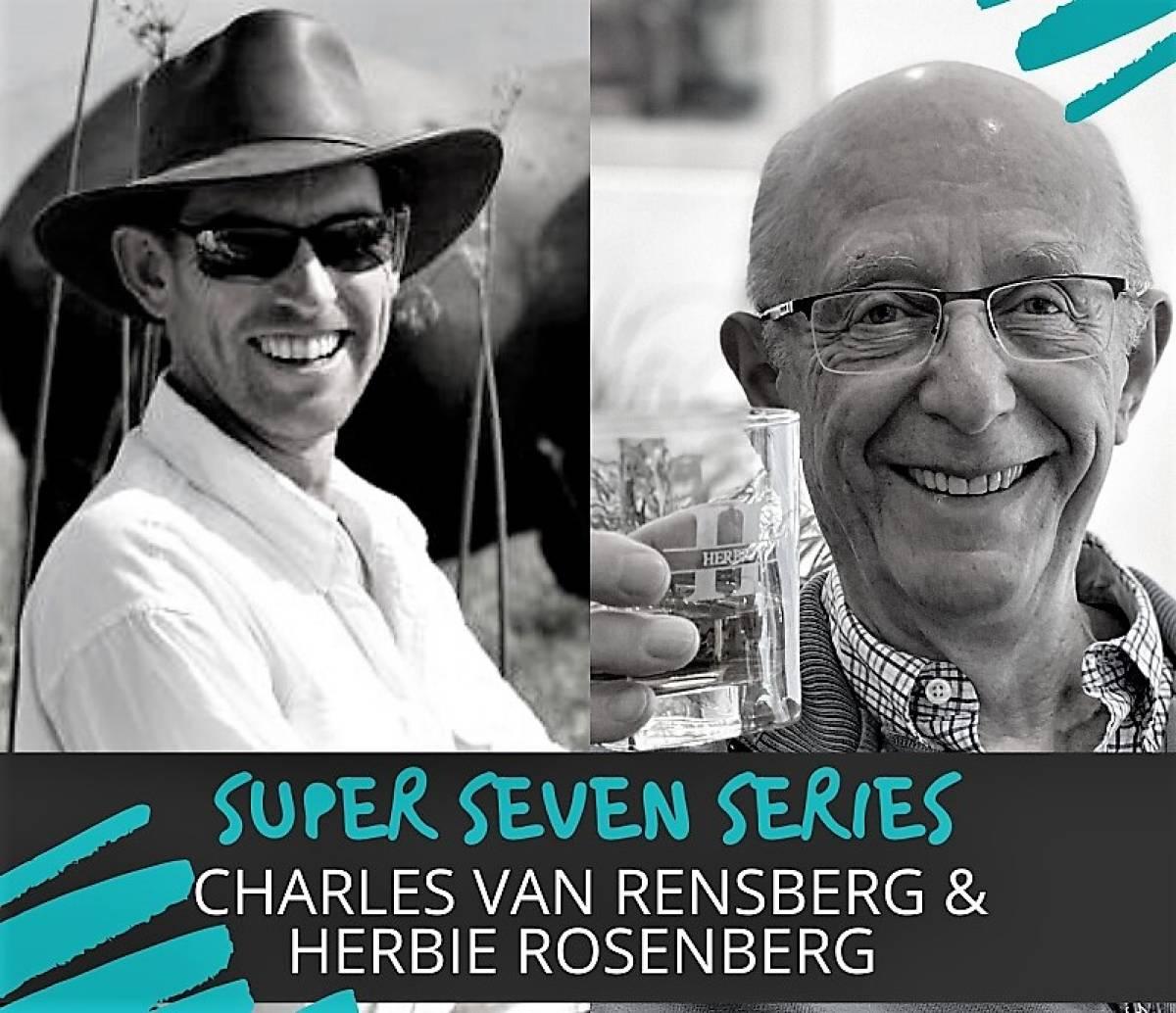 The Super Seven Series Herbie Rosenberg and Charles van Rensberg