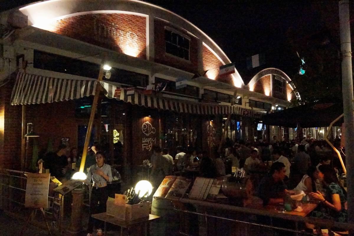 Bangkok to Luang Prabang & Back