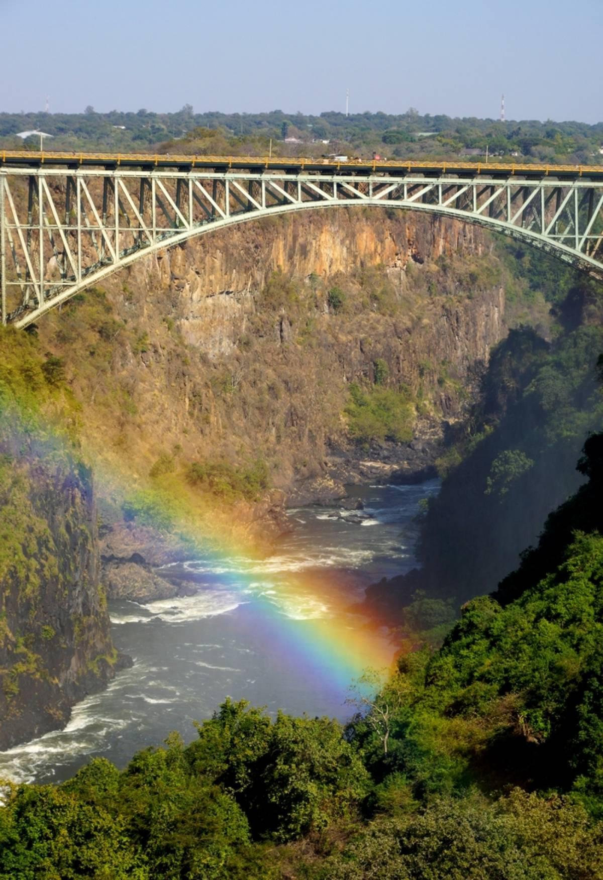 Day 5 - Victoria Falls