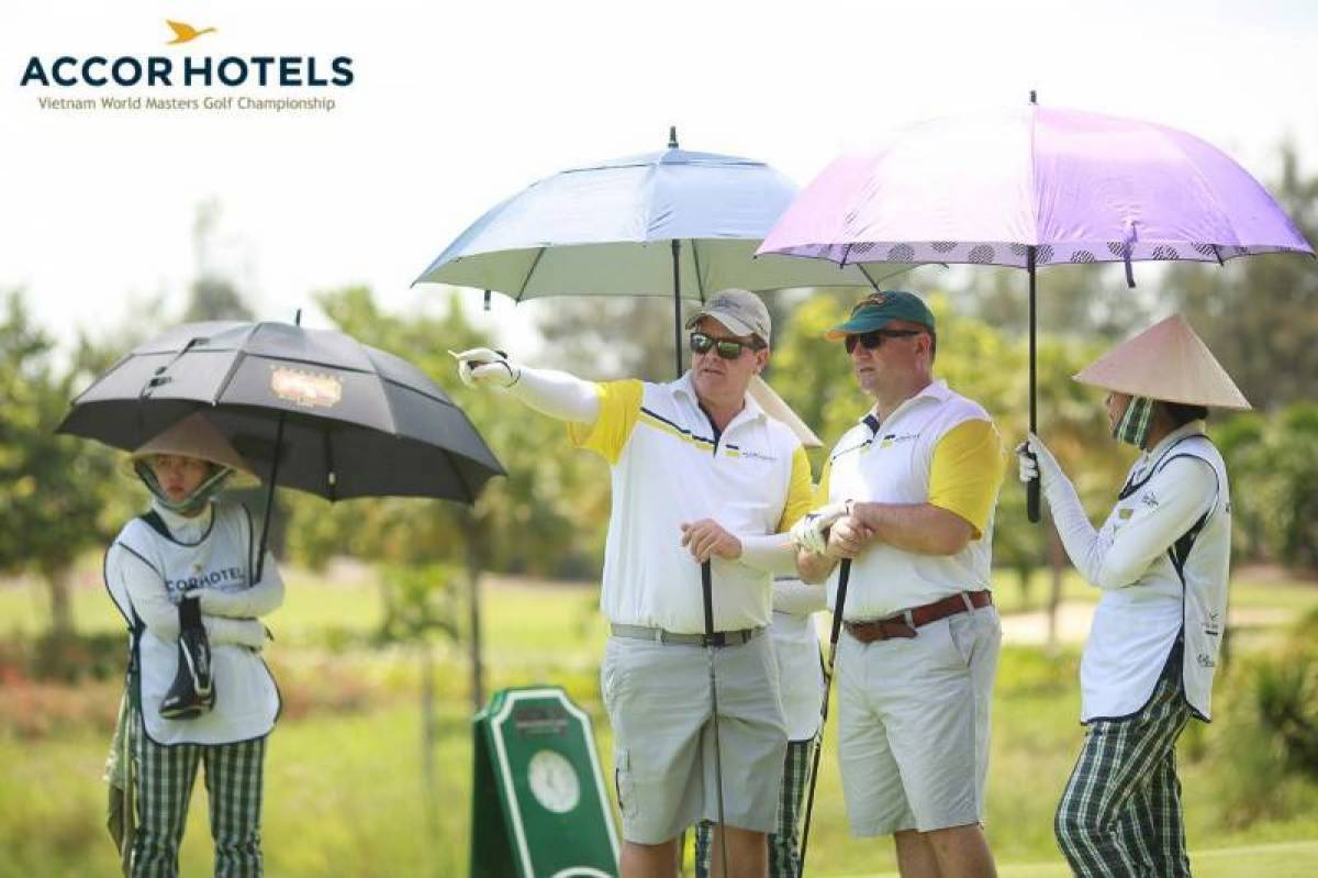 AccorHotels to Host Second World Masters Golf Championship in Vietnam