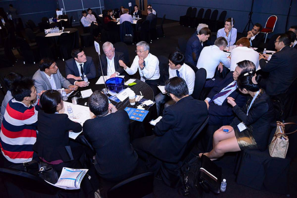 Over 2,000 global Aviation Leaders Head to Singapore