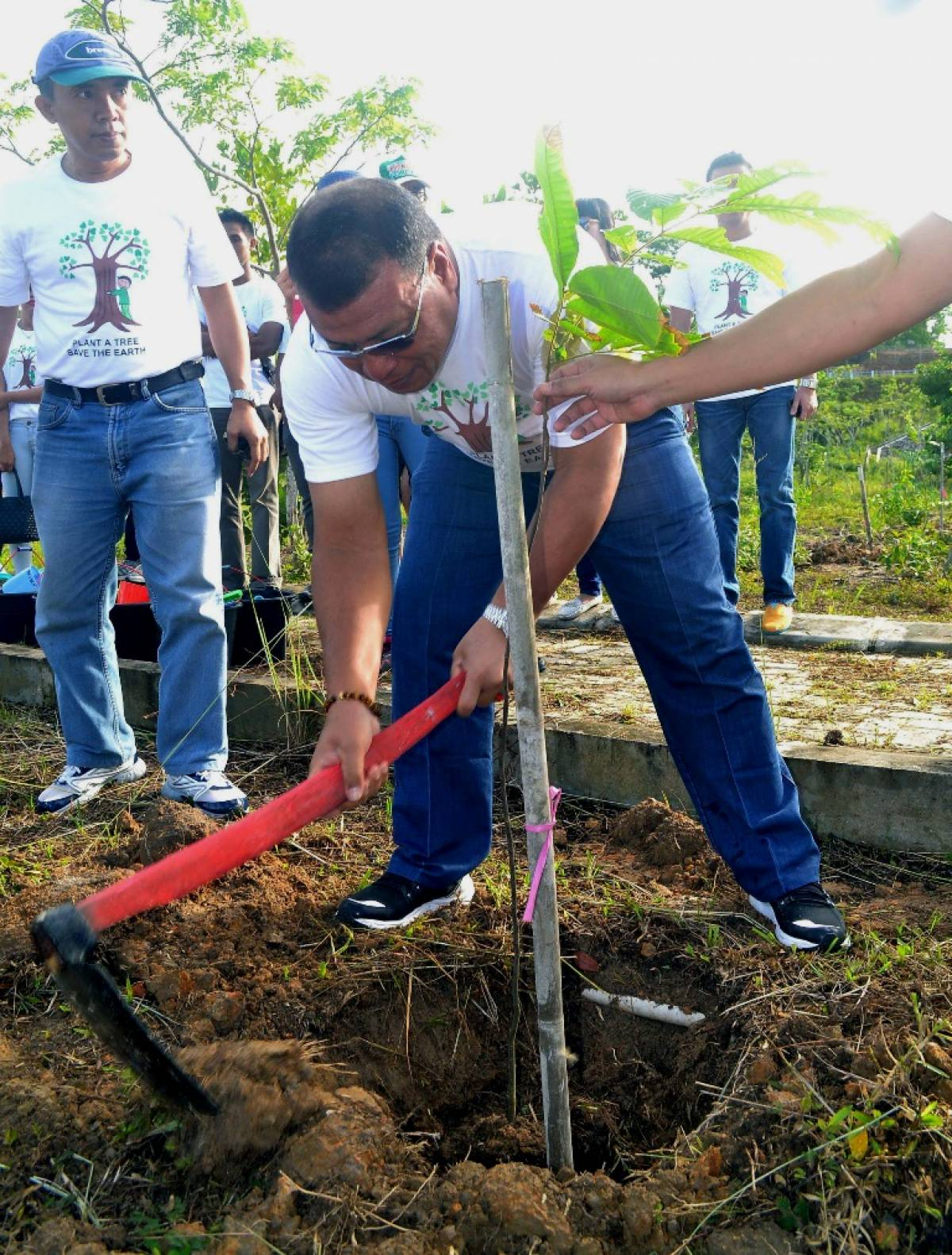 One Million Trees Day