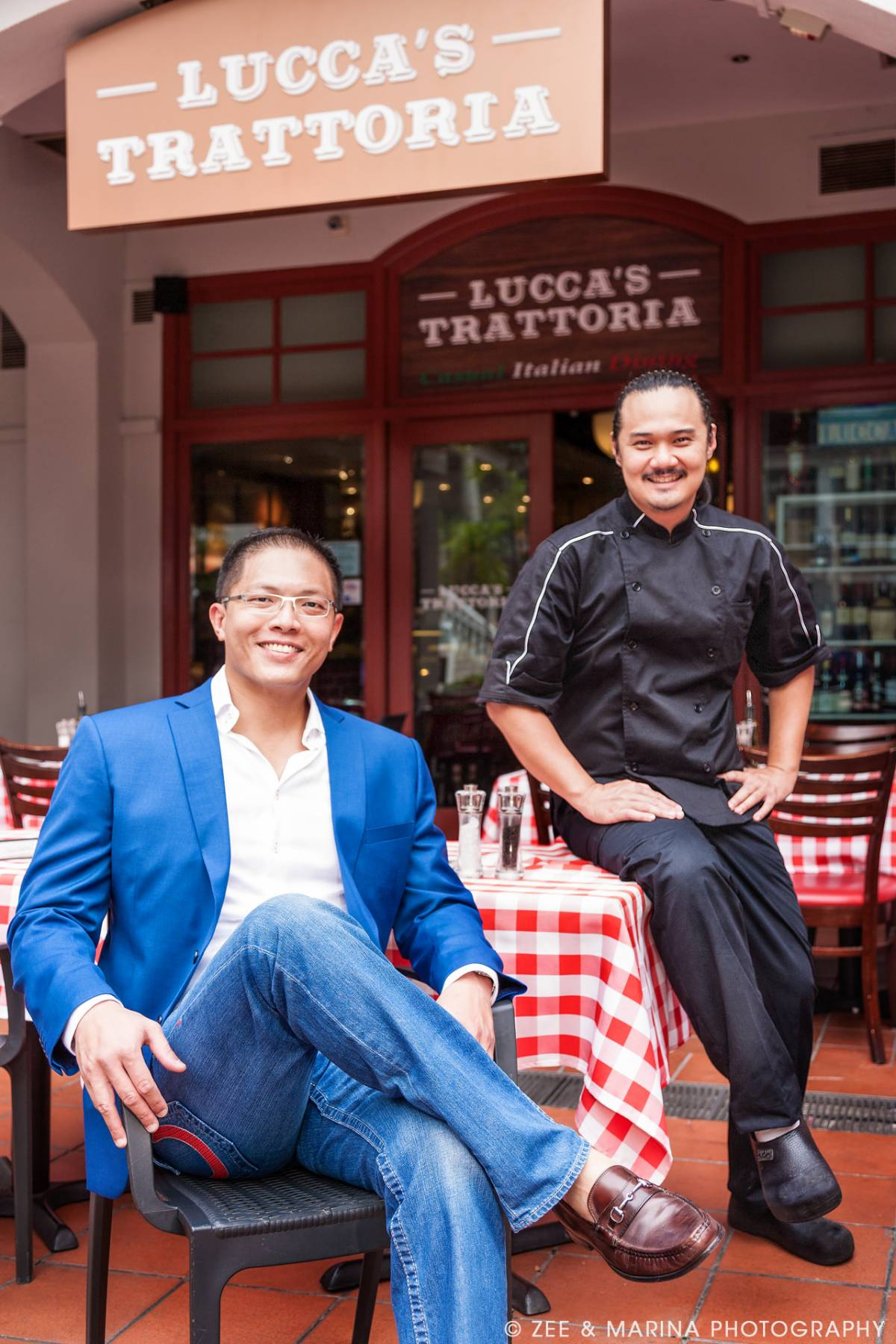 Lucca's Trattoria brings Italy to Singapore