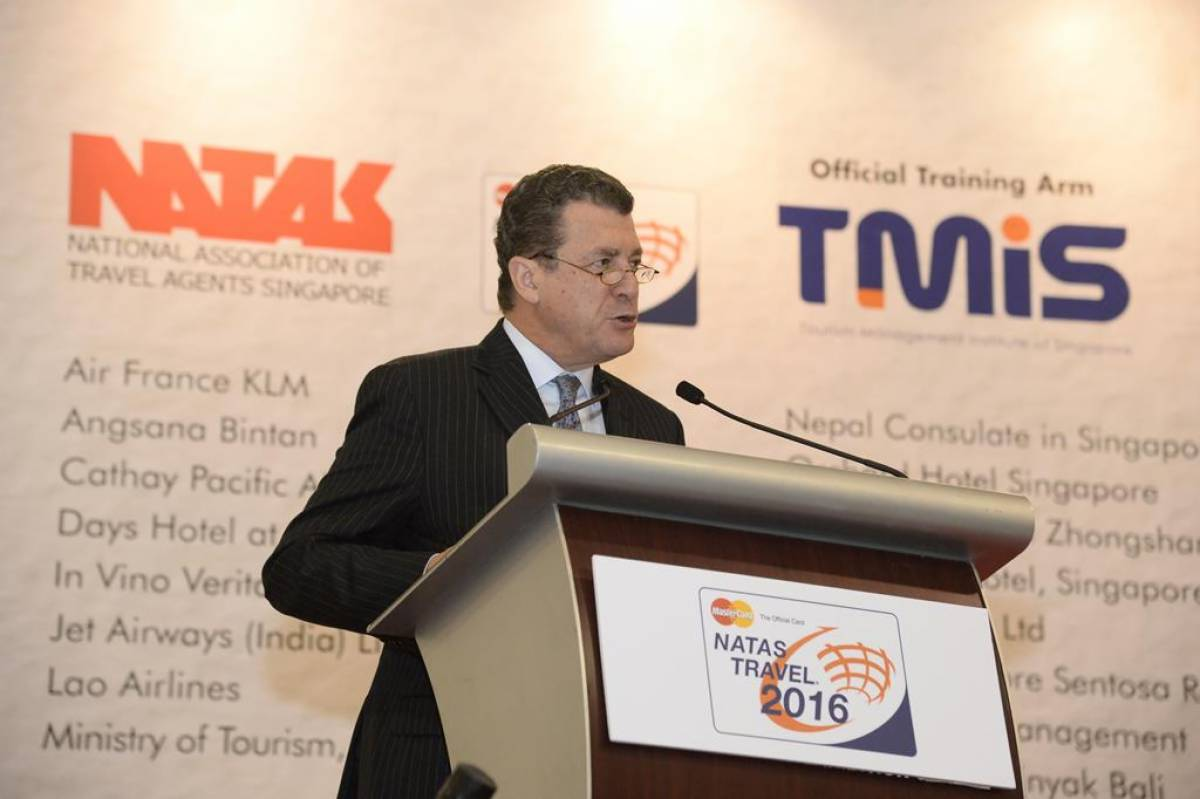 NATAS Travel 2016 Focus on New Trends