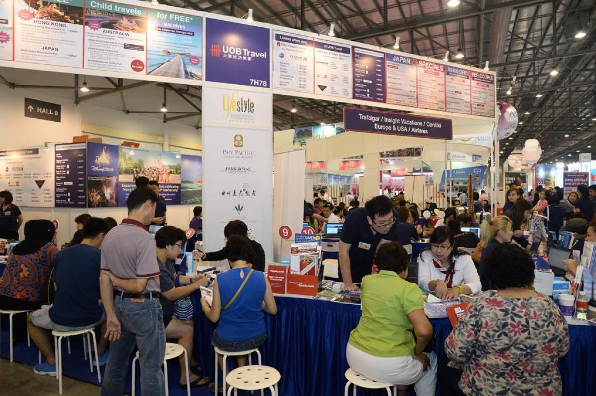 SURVEY RESULTS FOR NATAS TRAVEL FAIR 2016