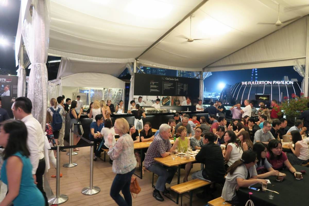 Savour the Past and Taste the Future at Singapore Food Festival 2016