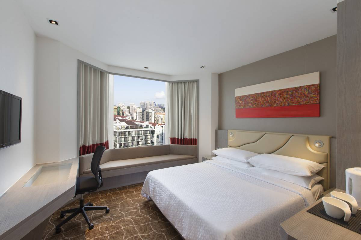 Starwood Hotels Debuts the Four Points Brand in Singapore