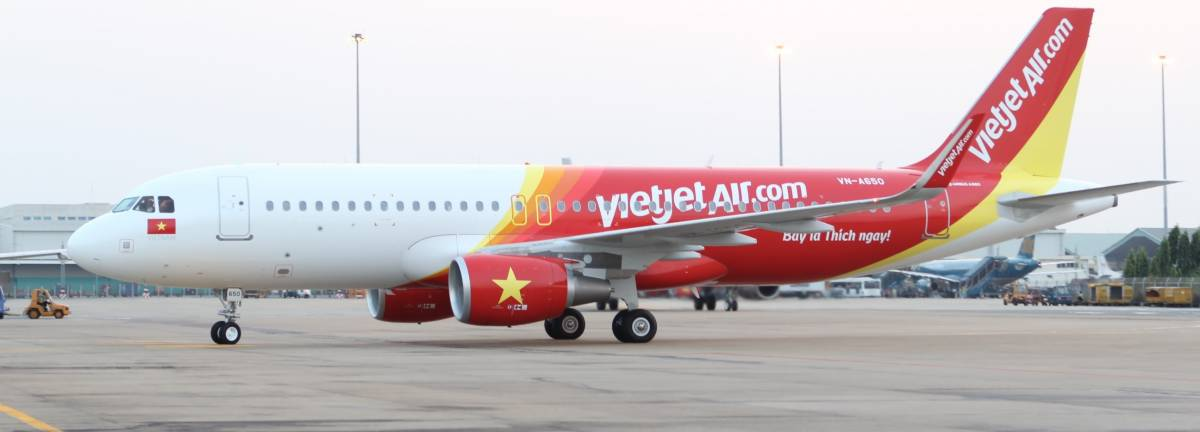 VIETJET LAUNCHES ITS LATEST INTERNATIONAL ROUTE