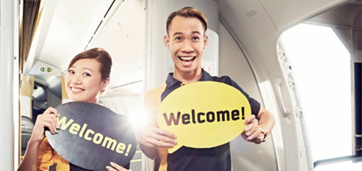 "Scoot's ""Plane Better"" Dreamliner Flights Go on Sale"