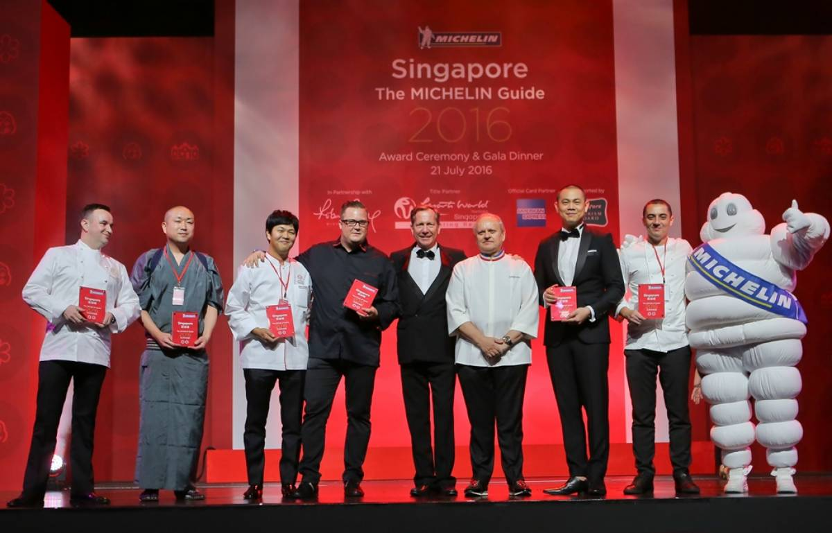 Michelin reveals the richness of Singapore's gastronomy