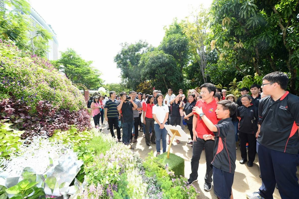 Singapore Garden Festival Celebrates The Community S Gardening Efforts