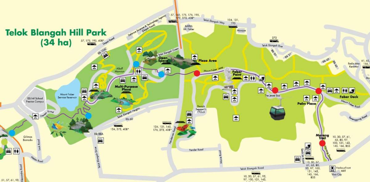 'Let's Lepak at Mount Faber' Returns with Nature Trail and Orienteering Activities