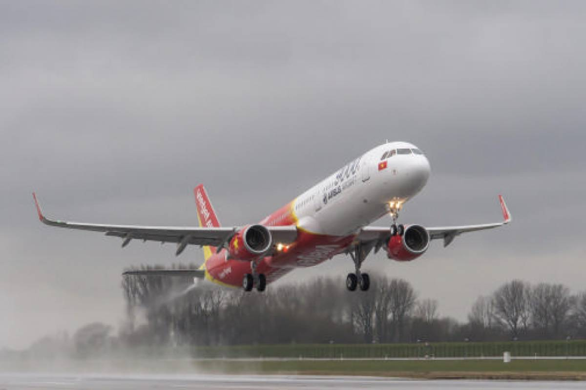 VIETJET LAUNCHES TWO NEW TAIWAN ROUTES