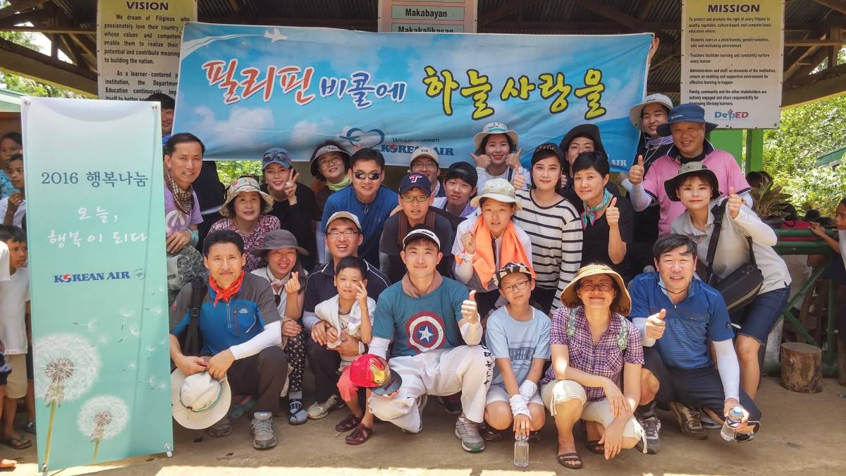 Korean Air Continues to Support Communities Around the World