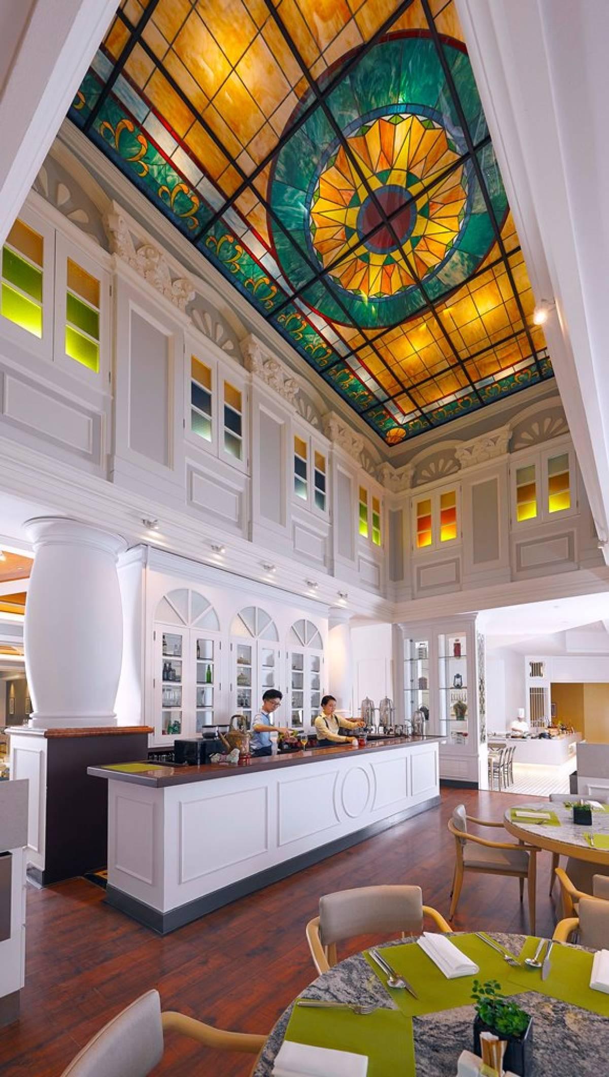 SWISSÔTEL MERCHANT COURT, SINGAPORE, A BRAND NEW HOTEL EXPERIENCE