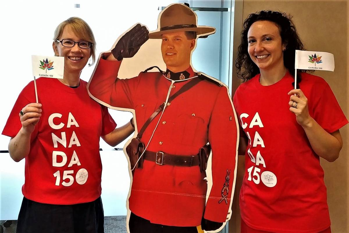 Canada Celebrates 100 Years as a Nation