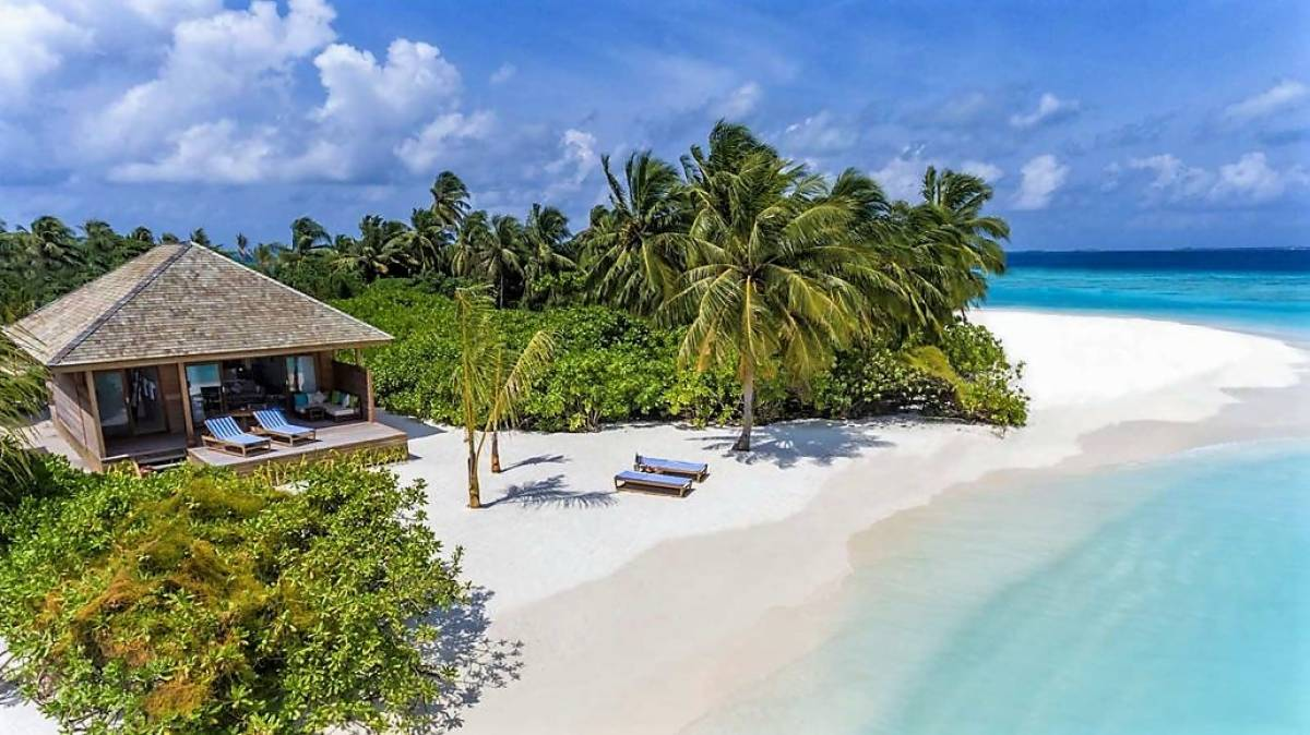 The Maldives Newest Romantic, Luxurious All-inclusive Adult Sanctuary