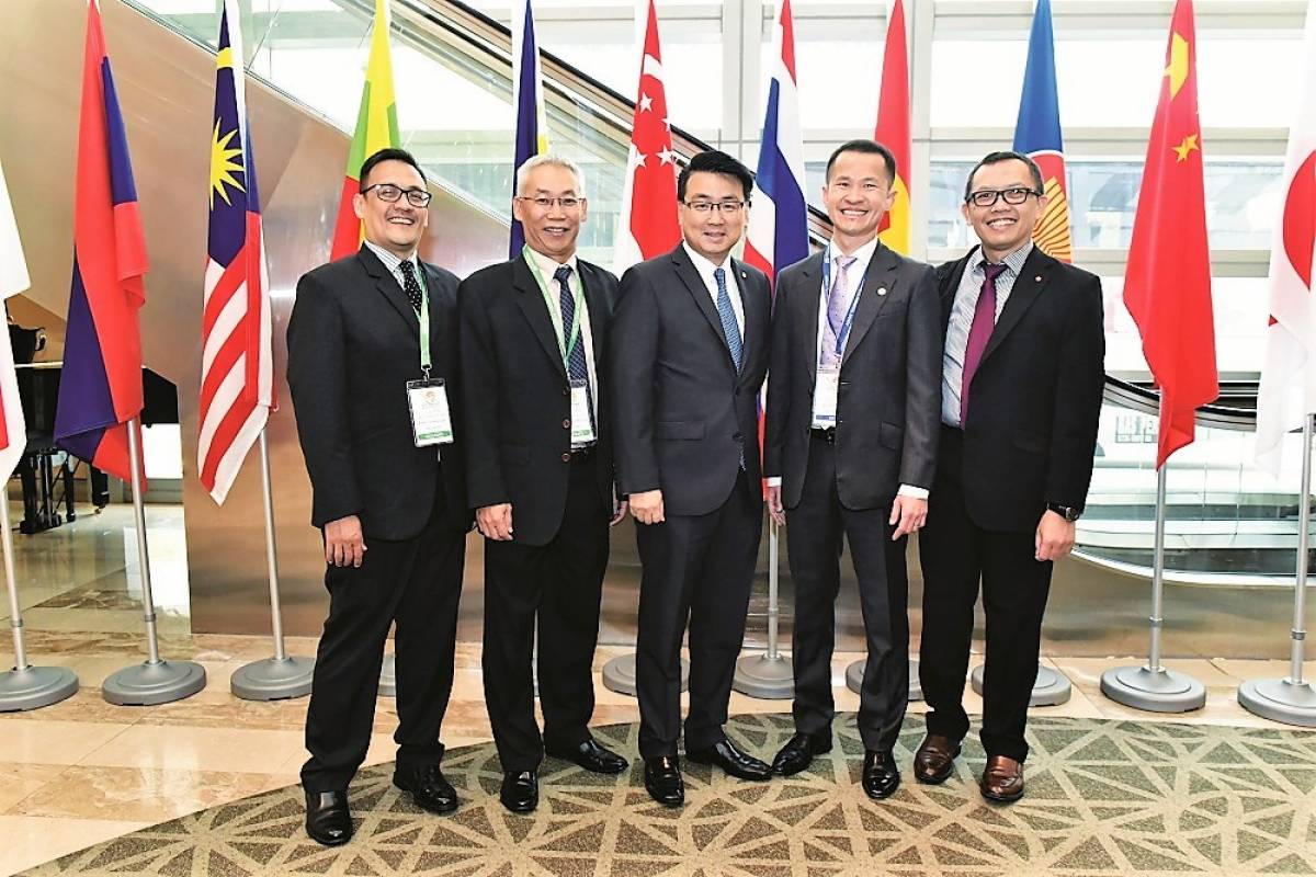 Pan Pacific Singapore Hosts Delegates of ASEAN Tourism Forum 2017