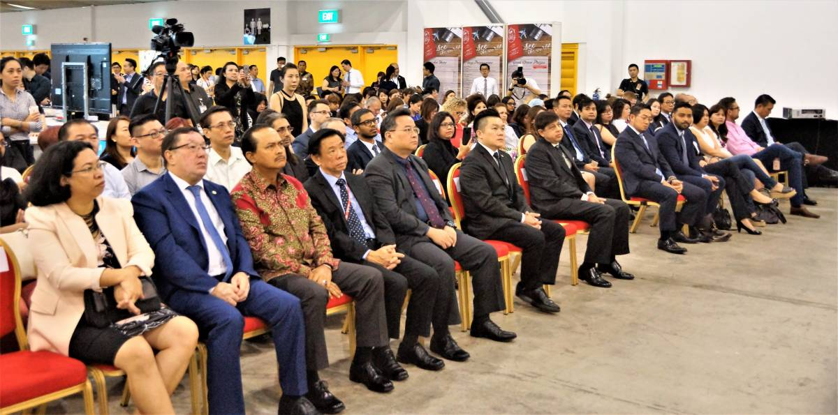50th NATAS THREE DAY TRAVEL FAIR 2017 OPENS