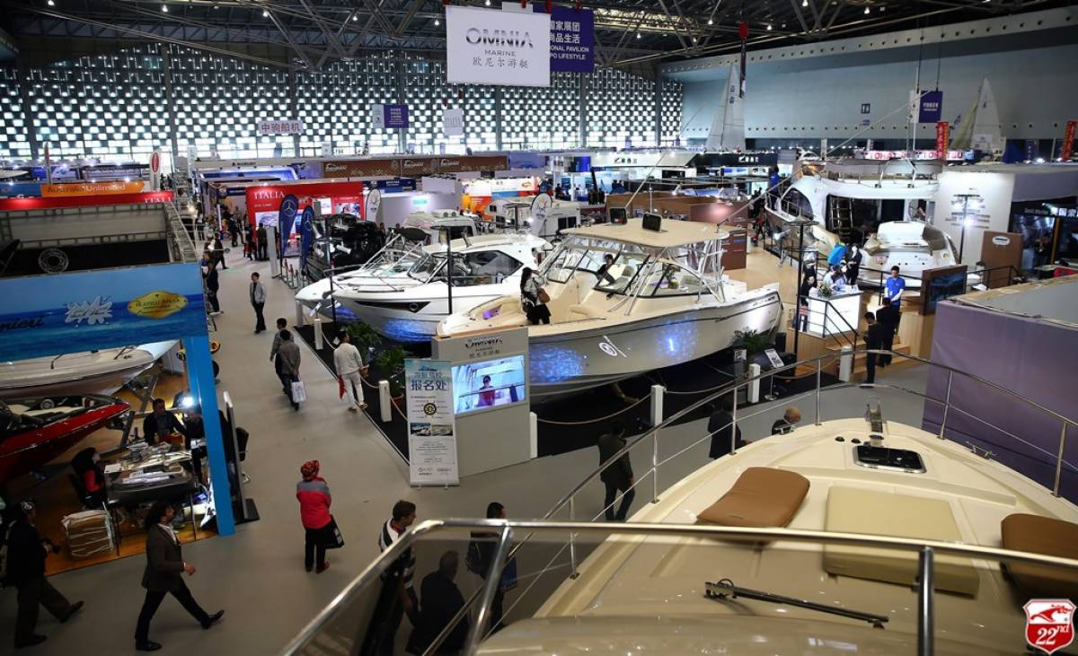 The Largest Influential Gathering Happening at Shanghai Boat Show