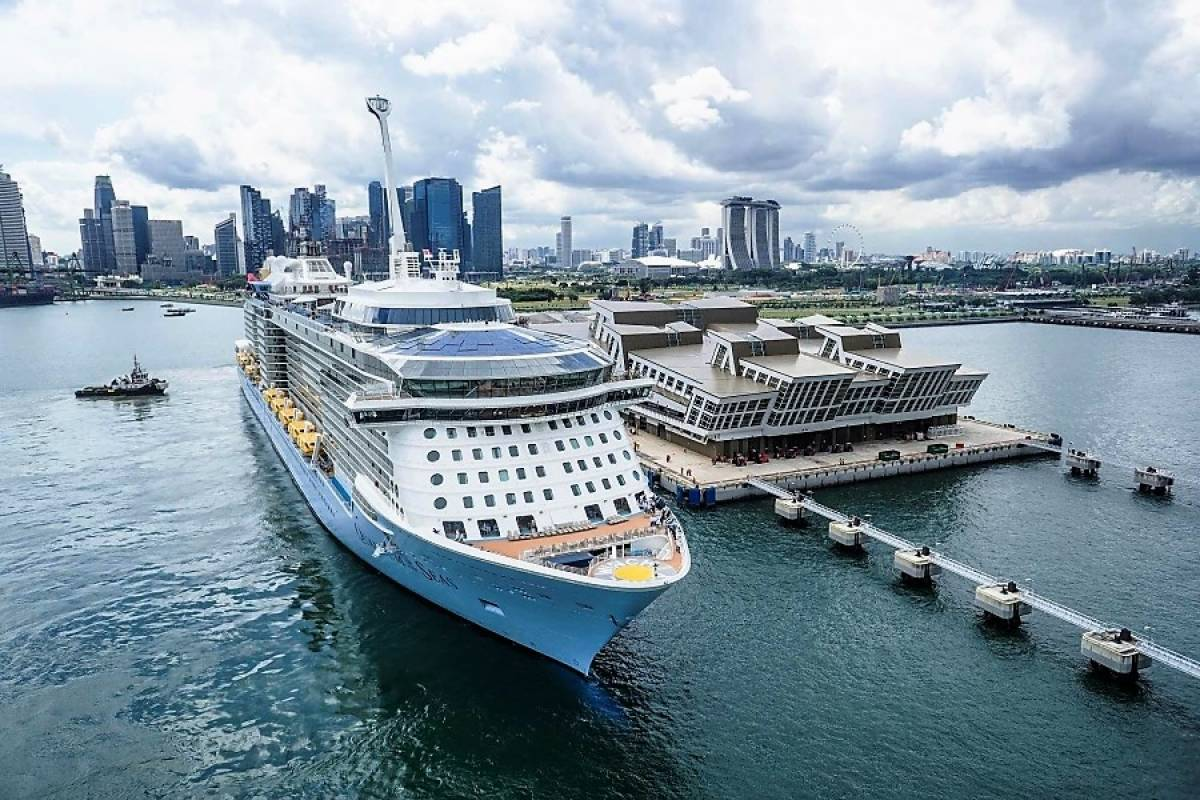 Royal Caribbean-Singapore Tourism Board-Changi Airport Group enter partnership