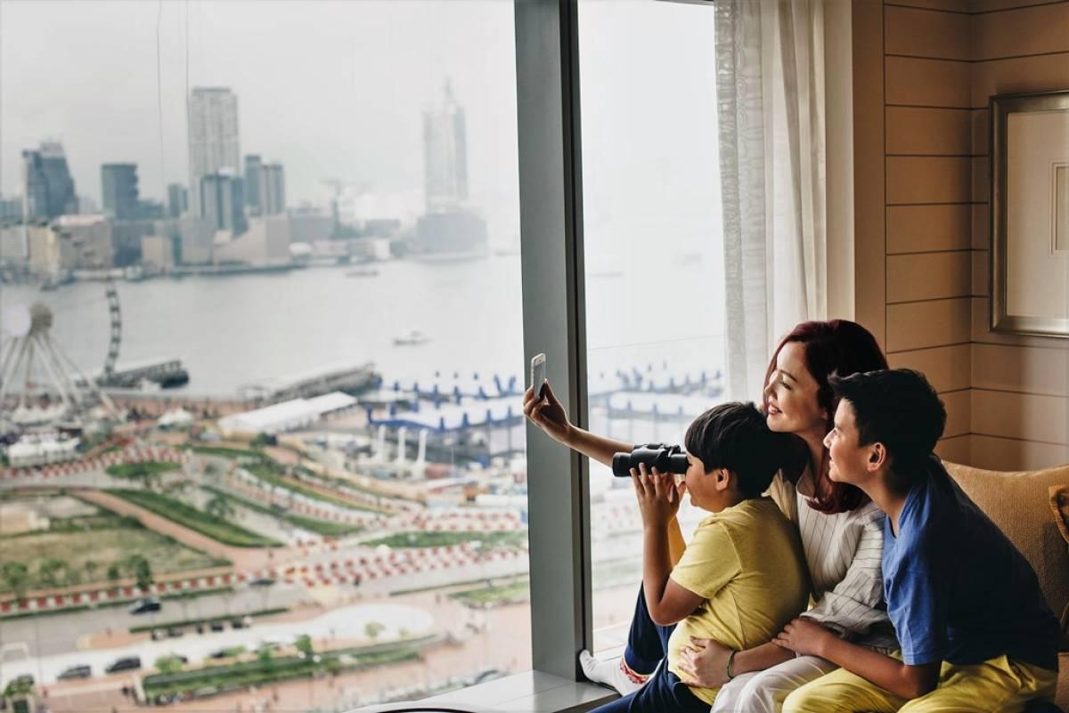 MANDARIN ORIENTAL, HONG KONG PRESENTS A CITY GETAWAY FOR EASTER