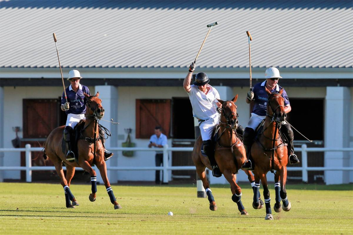 PRINCE HARRY TO PLAY IN THE 2017 SENTEBALE ROYAL SALUTE POLO CUP AT THE SINGAPORE POLO CLUB