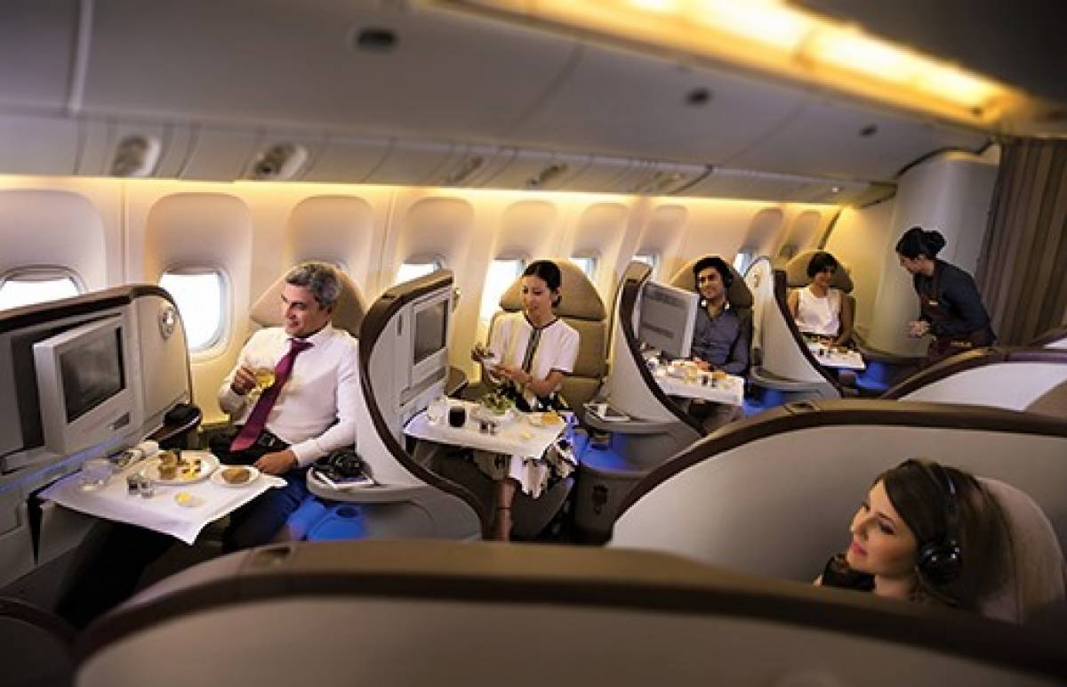 JET AIRWAYS INTRODUCES FIRST CLASS TRAVEL BETWEEN SINGAPORE AND DELHI