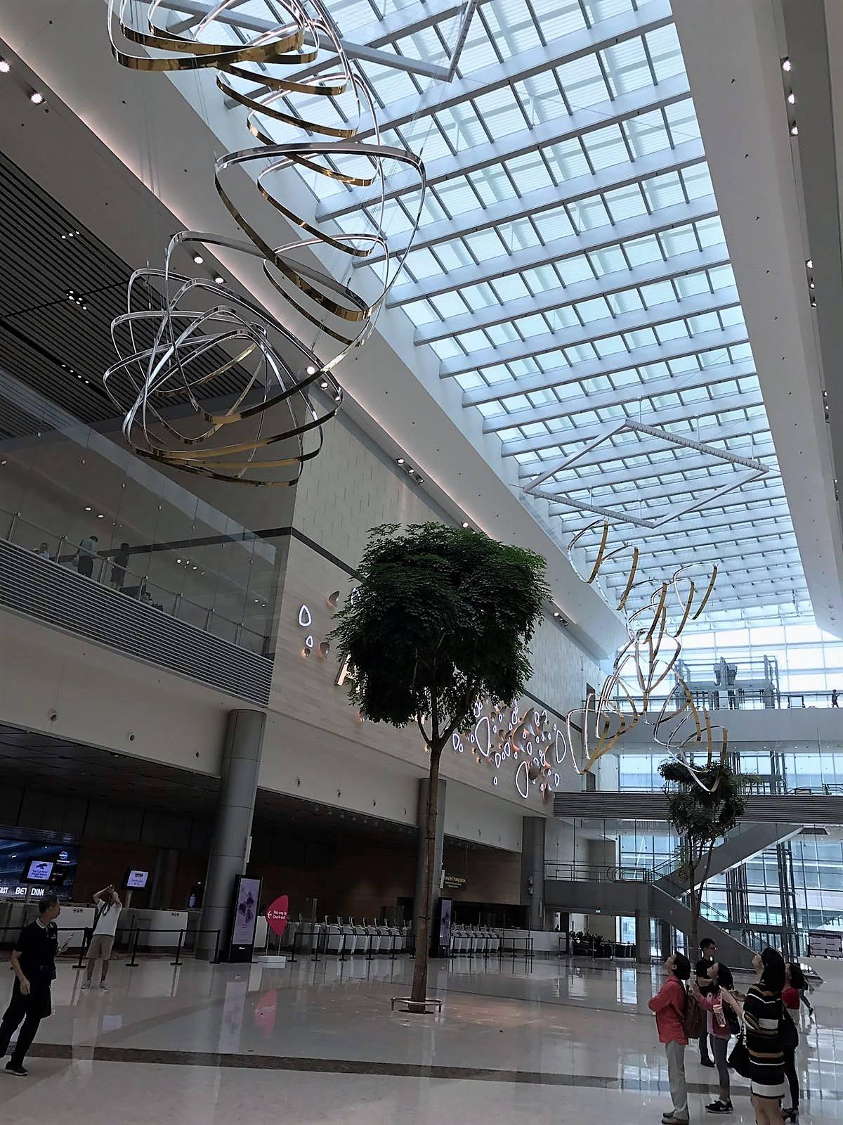 ChangiAirport unveils upcomingTerminal4