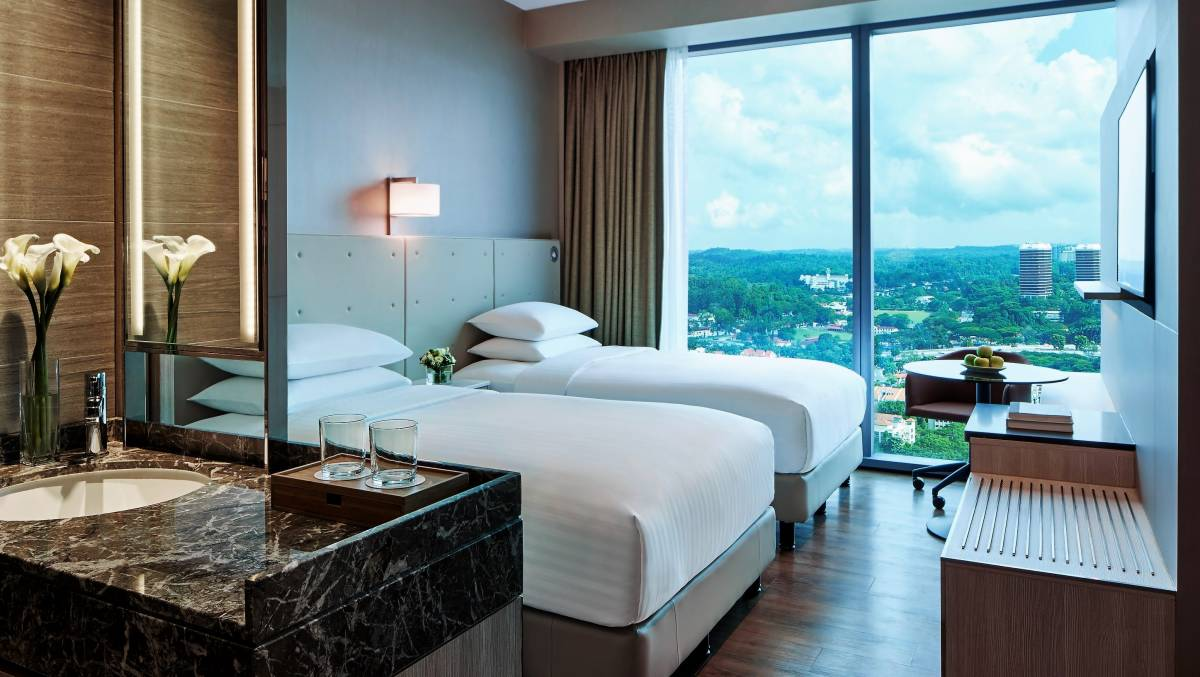 Marriott International Opens First Courtyard in Singapore