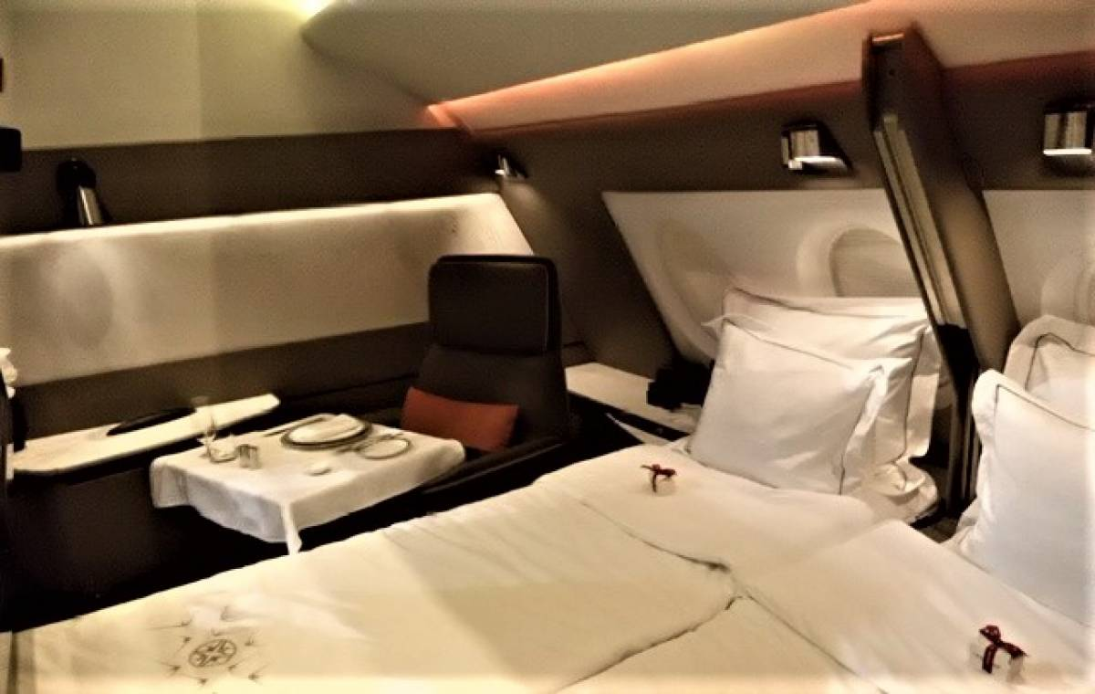 SINGAPORE AIRLINES' NEW CABIN PRODUCTS TO REDEFINE PREMIUM AIR TRAVEL