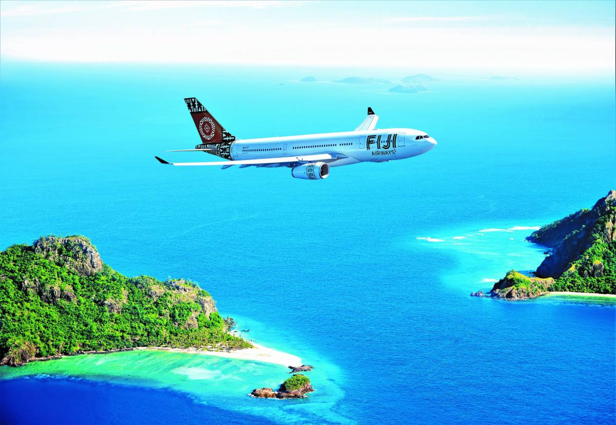 FIJI AIRWAYS INCREASES SINGAPORE FLIGHTS TO THREE PER WEEK IN PEAK SEASONS