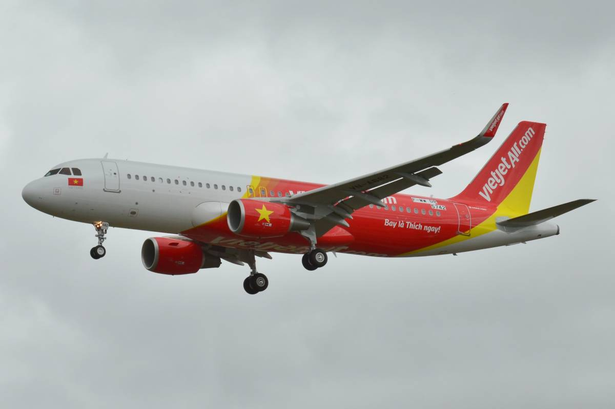 Get $0 Flights with Vietjet's 6-Day Sale this November