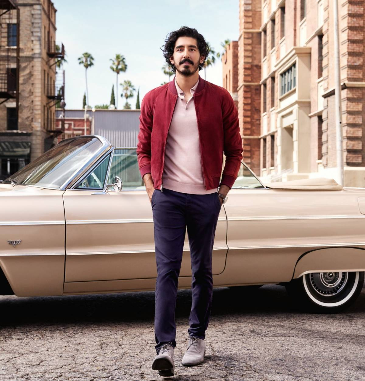 DEV PATEL JOINS MANDARIN ORIENTAL HOTEL GROUP'S GLOBAL CAMPAIGN