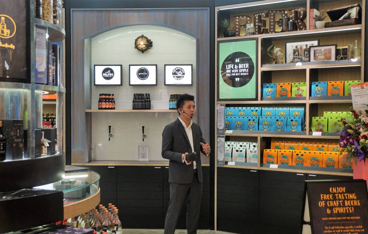 DFS UNVEILS NEW WINES AND SPIRITS STORE AT CHANGI TERMINAL 4