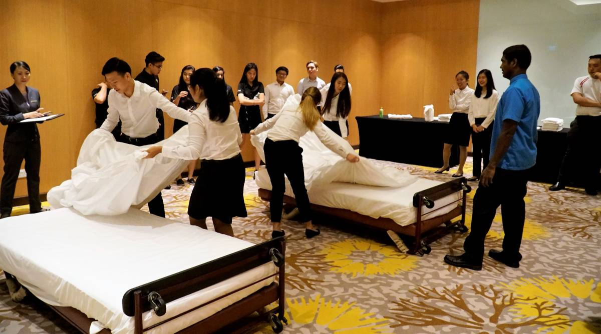 AccorHotels properties in Singapore open their doors to everyday heroes to celebrate the Group's 50th anniversary