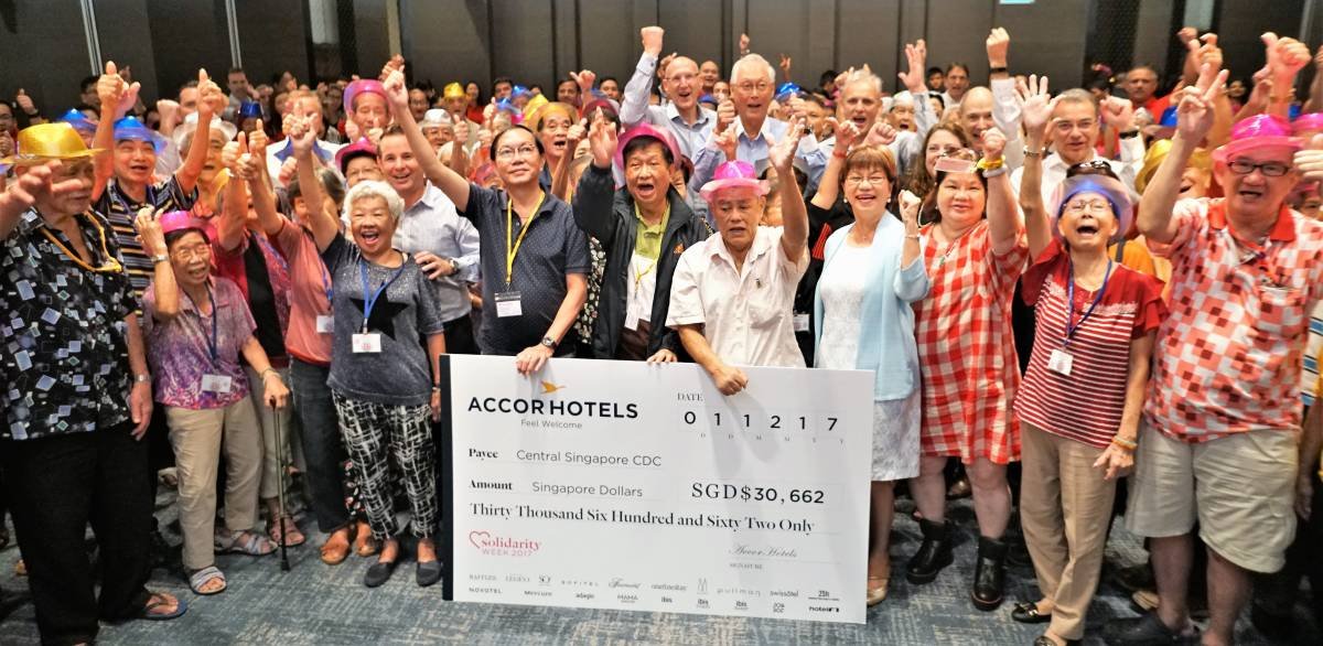 AccorHotels offers assistance to seniors with mobility issues