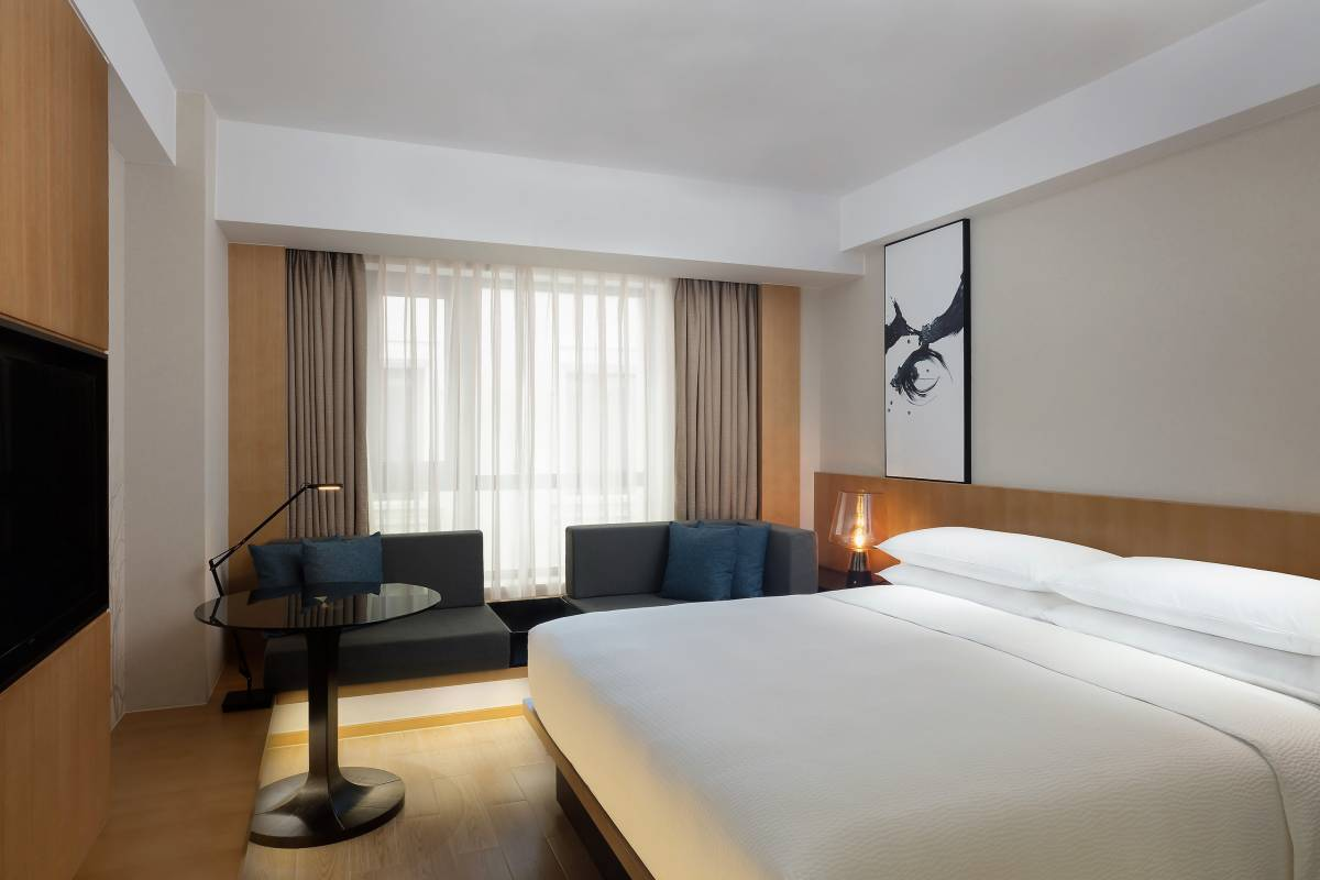 Fairfield by Marriott Debuts in Shanghai with Opening of Fairfield by Marriott Shanghai Jing'an